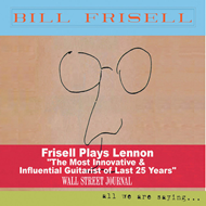 Produktbilde for All We Are Saying... - Frisell Plays Lennon (CD)