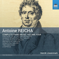 Produktbilde for Reicha: Piano Music, Vol. 4 (CD)