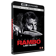 Produktbilde for Rambo 5: Last Blood (4K Ultra HD + Blu-ray)