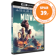 Produktbilde for Midway (2019) (4K Ultra HD + Blu-ray)