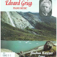 Produktbilde for Grieg: Piano Works (CD)