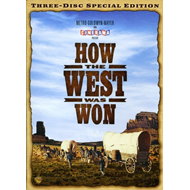Produktbilde for How The West Was Won (DVD - SONE 1)