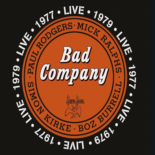 Bad Company Live In 1977 & 1979 (VINYL - 2LP)