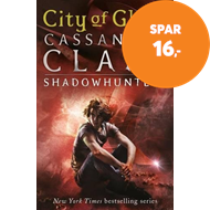 Produktbilde for The Mortal Instruments 3: City of Glass (BOK)