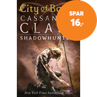 Produktbilde for The Mortal Instruments 1: City of Bones (BOK)