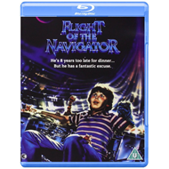 Flight of the Navigator (UK-import) (BLU-RAY)