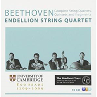 Beethoven: Complete String Quartets, Quintets And Fragments (10CD)