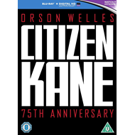 Citizen Kane - 75th Anniversary Edition (UK-import) (BLU-RAY)