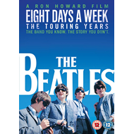 The Beatles: Eight Days A Week - The Touring Years (UK-import) (DVD)