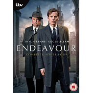 Endeavour - Sesong 4 (UK-import) (DVD)