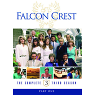 Falcon Crest - Sesong 3 (DVD - SONE 1)