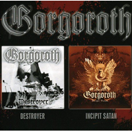 Destroyer / Incipit Satan (CD)