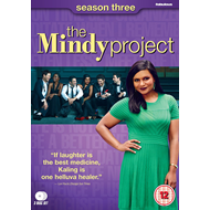The Mindy Project - Sesong 3 (UK-import) (DVD)