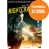 Produktbilde for Nightcrawler (BLU-RAY)