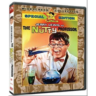 Produktbilde for The Nutty Professor (Special Edition) (UK-import) (DVD)