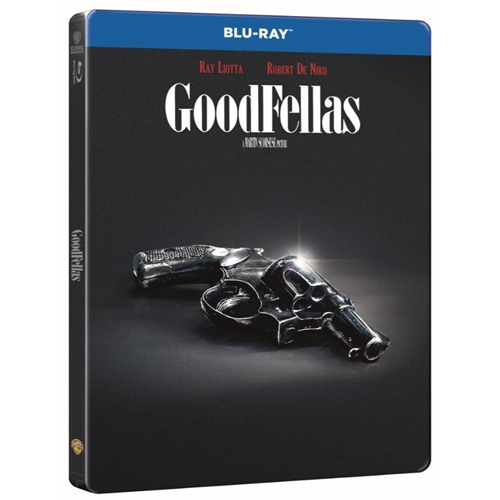 Goodfellas - Limited Steelbook Edition (BLU-RAY)