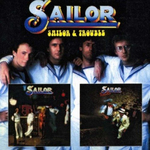 Sailor and Trouble (CD)