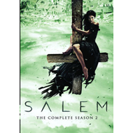 Produktbilde for Salem - Sesong 2 (DVD)