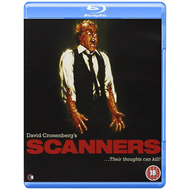Scanners (UK-import) (BLU-RAY)