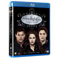 The Twilight Saga - The Complete Collection (BLU-RAY)