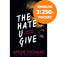 Produktbilde for Hate U Give (BOK)