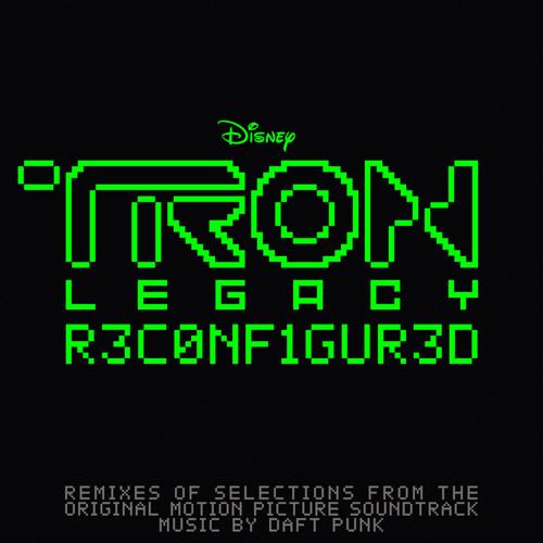 Tron: Legacy Reconfigured (Music By Daft Punk) (CD)