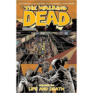 Walking Dead Volume 24: Life and Death (BOK)