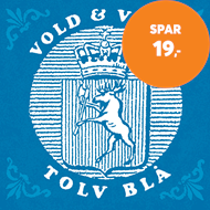 Produktbilde for Tolv Blå (CD)