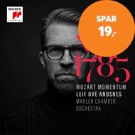 Produktbilde for Mozart Momentum - 1785 (2CD)