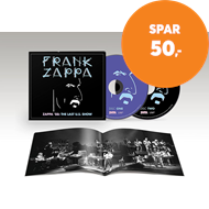 Produktbilde for Zappa '88: The Last U.S. Show (2CD)