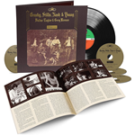 Deja Vu - 50th Anniversary Deluxe Edition (4CD + VINYL)