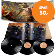 Produktbilde for Helloween - Limited Hologram Edition (VINYL - 3LP)