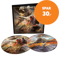 Produktbilde for Helloween (VINYL - 2LP - Picture Disc)
