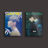 Produktbilde for Bambi (Photobook Version) (Random Cover) (incl. 88pg Photobook, 24pg Lyric Paper, 2pc Poster, Clear Card, Sequence Film, Postcard + Photocard) (CD)