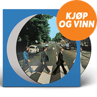 Abbey Road - Anniversary Limited Edition (VINYL - Picture Disc)