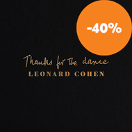 Produktbilde for Thanks For The Dance (Digipack Cover) (CD)