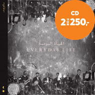 Produktbilde for Everyday Life (CD)