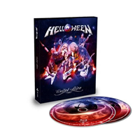 Produktbilde for Helloween - United Alive (2 Blu-Ray) (BLU-RAY)