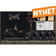 Produktbilde for De Mysteriis Dom Sathanas - 25th Anniversary Limited Edition Box Set (Remastered) (VINYL - 5LP)