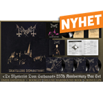 De Mysteriis Dom Sathanas - 25th Anniversary Limited Edition Box Set (Remastered) (VINYL - 5LP)