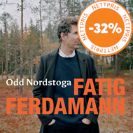 Produktbilde for Fatig Ferdamann (CD)