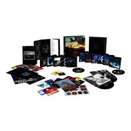 "Produktbilde for The Later Years 1987-2019 (5CD+6 Blu-Ray+5 DVD+BOK+2x7"" VINYL) (UK-import) (BOKS)"