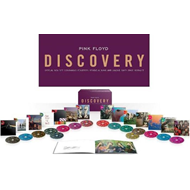 Produktbilde for The Discovery 14 Studio Album Catalogue Boxset (UK-import) (16CD)