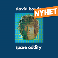 Produktbilde for Space Oddity - Limited Edition 2019 Mix (VINYL)