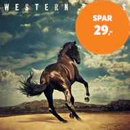 Produktbilde for Western Stars (CD)