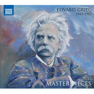 Produktbilde for Grieg: Masterpieces (CD)