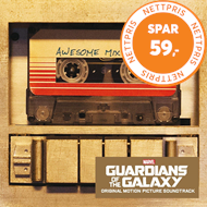 Produktbilde for Guardians Of The Galaxy: Awesome Mix Vol. 1 (VINYL)