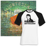 Produktbilde for Nattseileren + T-Shirt Str. XL (VINYL + T-SHIRT)