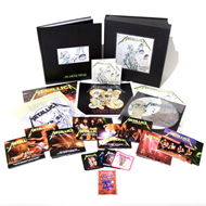 ...And Justice For All - 30th Anniversary Super Deluxe Box Set (11CD + 6LP + 4DVD + BOK)