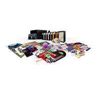"The Early Years 1965-1972 (10 CD/9 DVD/8 Blu-Ray + 5x7""-VINYL) (BOKS)"